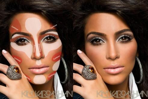 Kim-Kardashian-Contouring-Makeup-Guide1